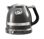 Чайник электрический Kitchenaid серебряный медальон